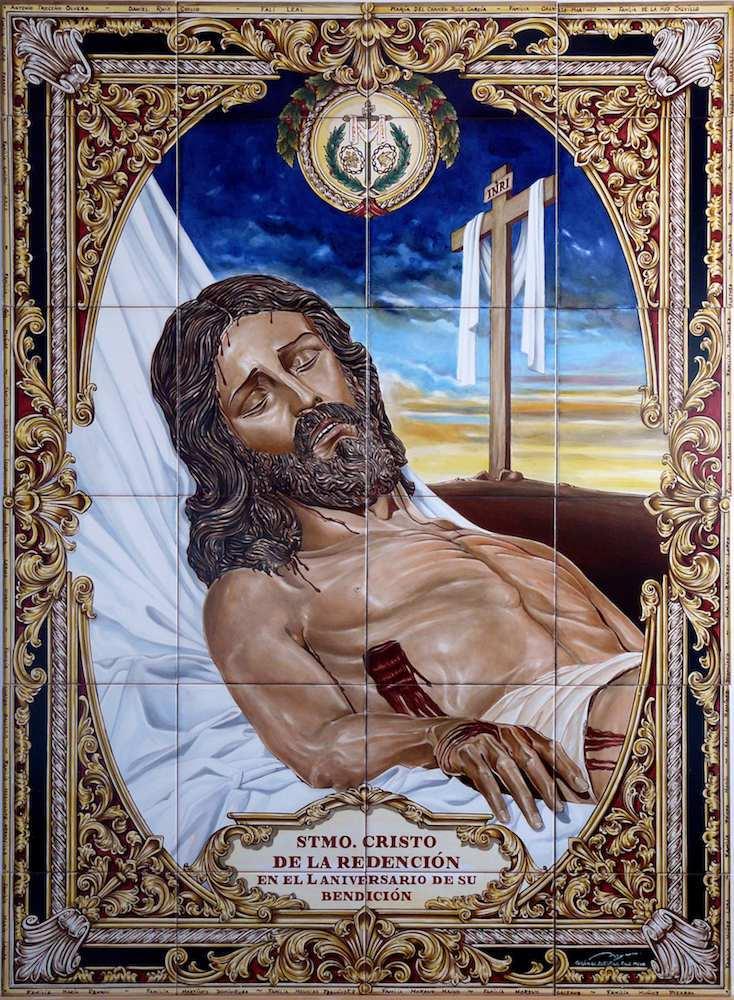 Stmo. Cristo De La Redención, S. Fernando 2015